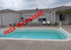 A vendre Villa Boutenac | Réf 110104432 - L'@gence lezignan