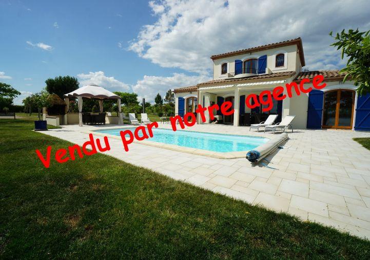 A vendre Villa Villemoustaussou   R�f 110111732 - A&s peronne