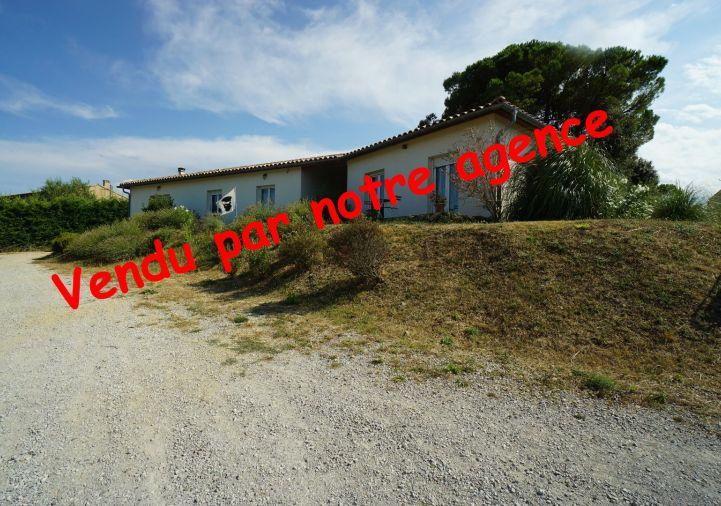 A vendre Villa Carcassonne   R�f 110111755 - A&s peronne