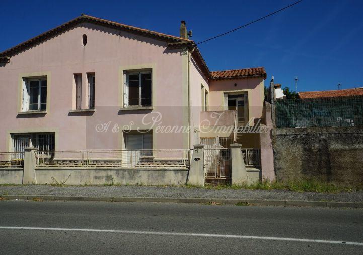 A vendre Maison � r�nover Trebes | R�f 110111758 - A&s peronne