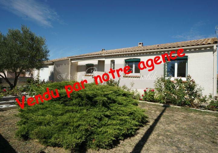 A vendre Maison Pezens   R�f 110111764 - A&s peronne