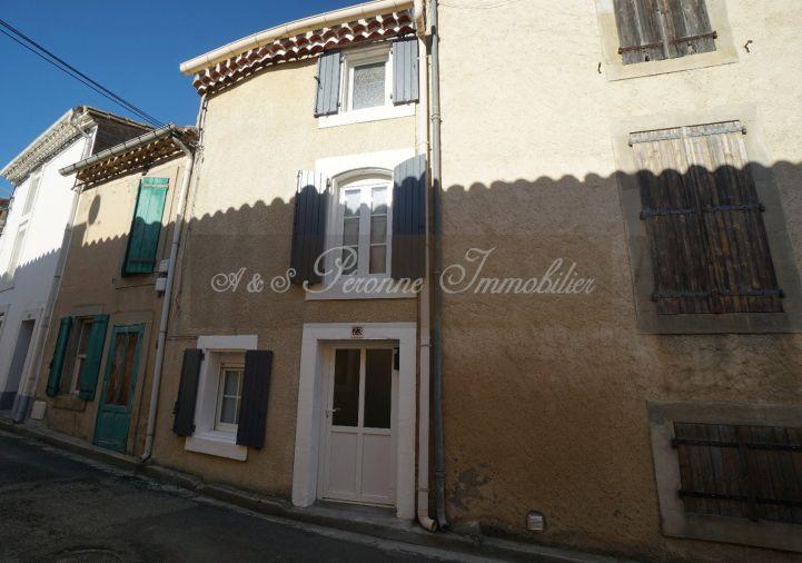 A vendre Maison en pierre Trebes | R�f 110111773 - A&s peronne