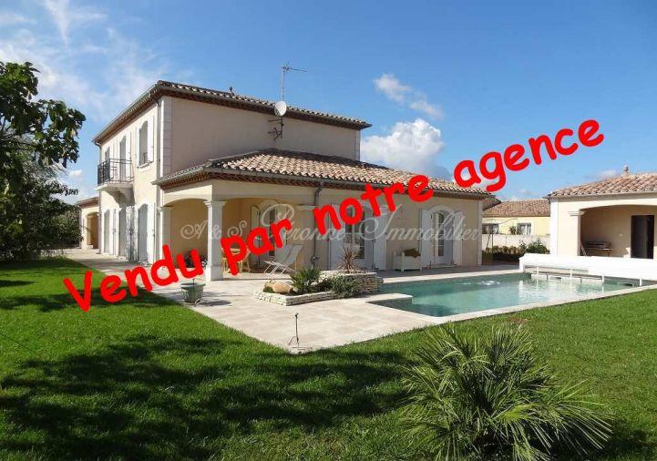 A vendre Villa Carcassonne   R�f 110111789 - A&s peronne