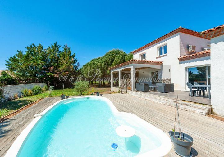 A vendre Villa Peyriac Minervois | R�f 110111794 - A&s peronne