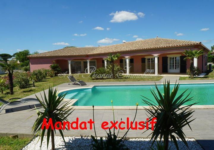 A vendre Villa Villemoustaussou | R�f 110111806 - A&s peronne
