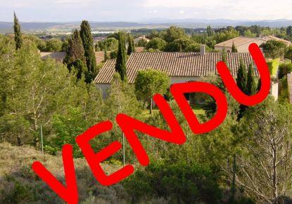 A vendre Villa Lezignan Corbieres | Réf 110191300 - Lezimmo