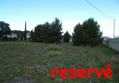 A vendre Terrain constructible Lezignan Corbieres | Réf 1101921157 - Lezimmo