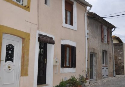 A vendre Maison de village Capendu | Réf 1101921190 - Lezimmo
