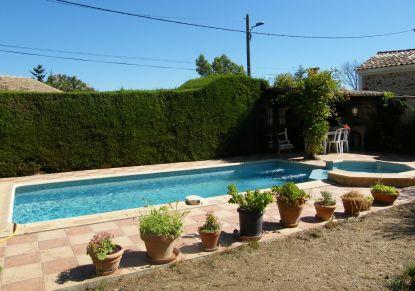 A vendre Maison de caract�re Montseret | R�f 11019462 - Lezimmo