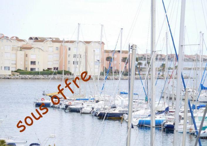 A vendre Appartement Gruissan | Réf 11023580 - Ld immobilier