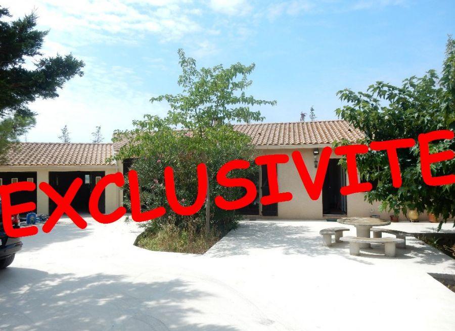 A vendre Cuxac D'aude 110241098 Palausse immobilier