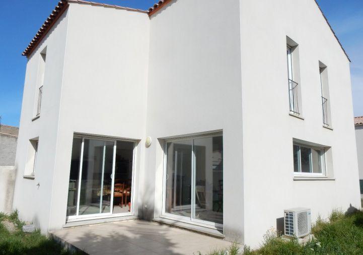 A vendre Saint Nazaire D'aude 110241415 Palausse immobilier