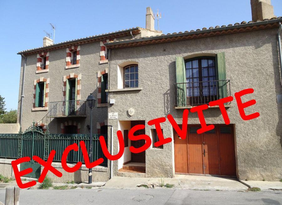 A vendre Bages  110241487 Palausse immobilier