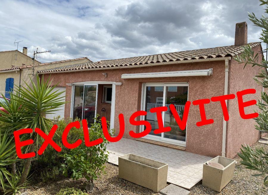 A vendre Narbonne 110241573 Palausse immobilier