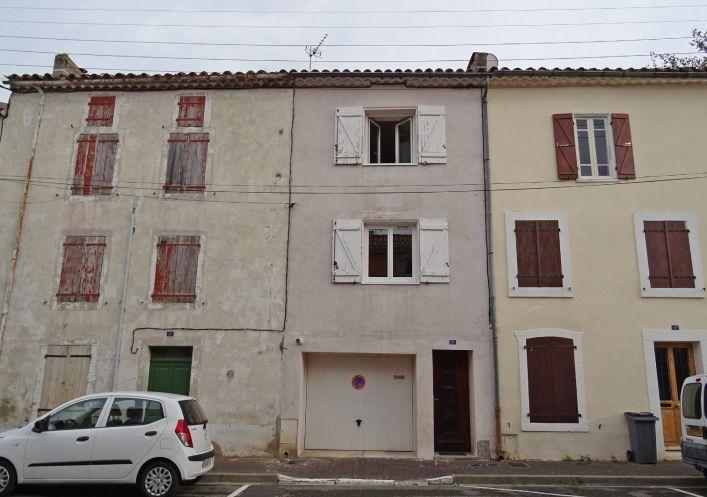 A vendre Maison Quillan   Réf 110271019 - M&m immobilier