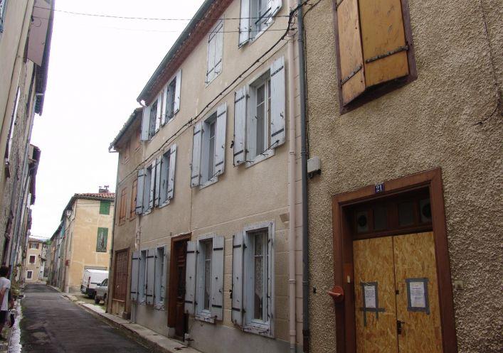 A vendre Maison de ville Quillan   Réf 110271279 - M&m immobilier