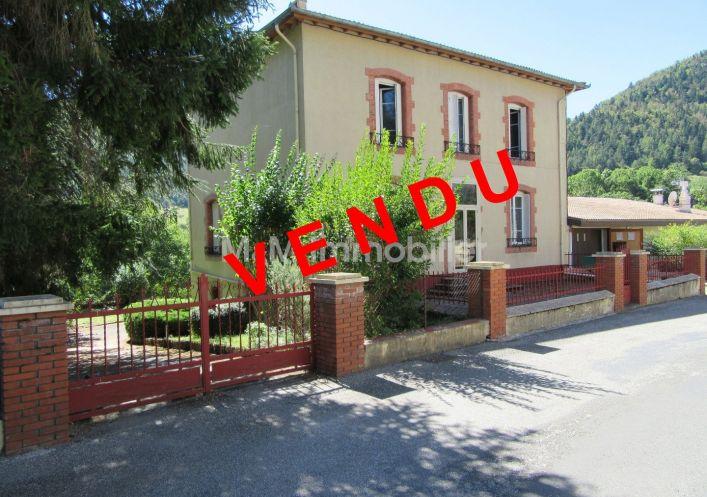 A vendre Maison Belcaire   Réf 110271321 - M&m immobilier