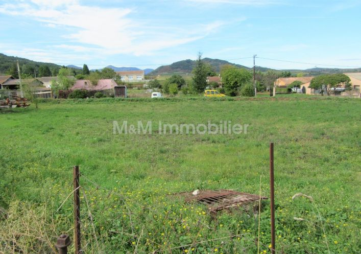 A vendre Terrain constructible Granes | Réf 110271365 - M&m immobilier