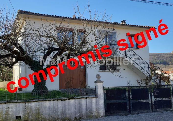 A vendre Maison La Bastide Sur L'hers | Réf 110271378 - M&m immobilier