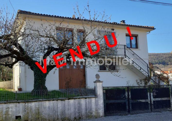A vendre Maison La Bastide Sur L'hers   Réf 110271378 - M&m immobilier