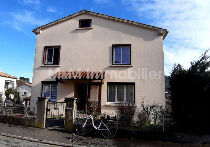 A vendre Maison de ville Quillan | Réf 110271415 - M&m immobilier