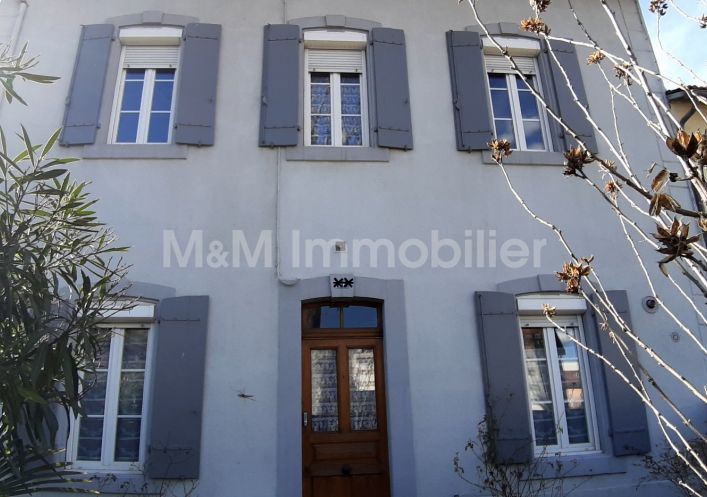 A vendre Maison de caractère Quillan | Réf 110271417 - M&m immobilier