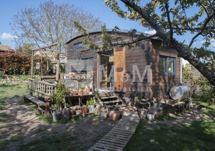 A vendre Maison en bois Nebias | Réf 110271443 - M&m immobilier