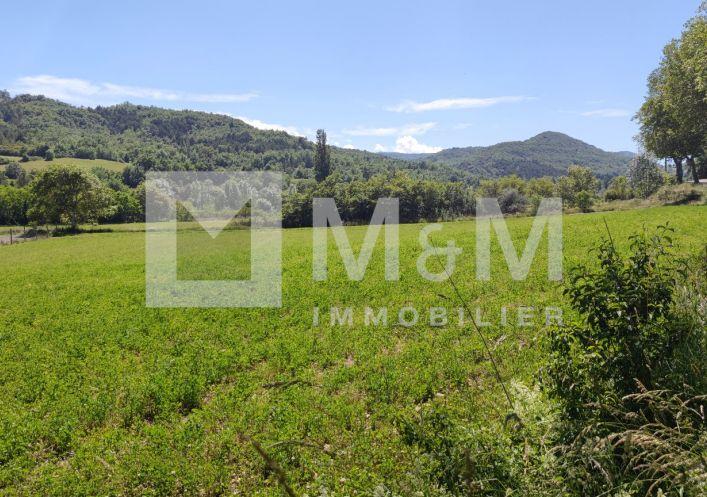 A vendre Terrain constructible Esperaza   Réf 110271464 - M&m immobilier