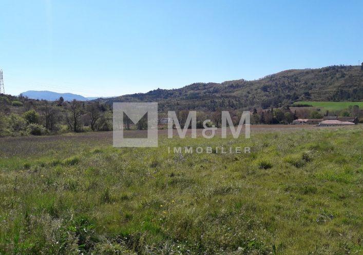 A vendre Terrain constructible Esperaza | Réf 110271469 - M&m immobilier