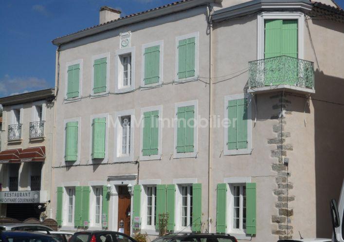 A vendre Maison de caractère Esperaza   Réf 11027249 - M&m immobilier