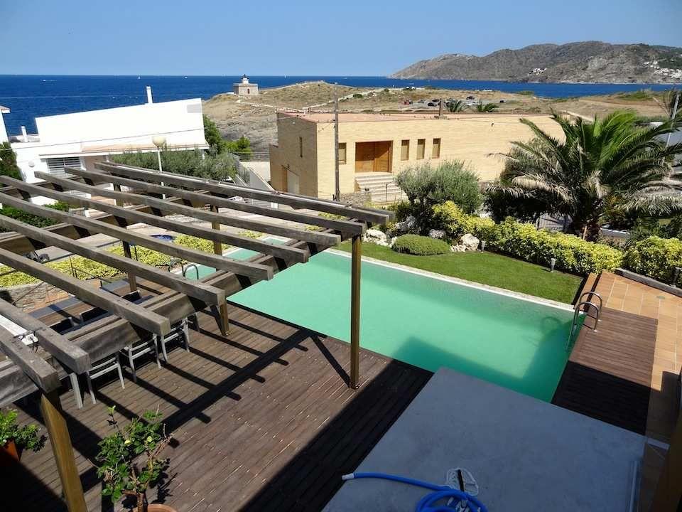 Villa en vente port de la selva rf 11027496 m m immobilier - Immobilier port de la selva ...