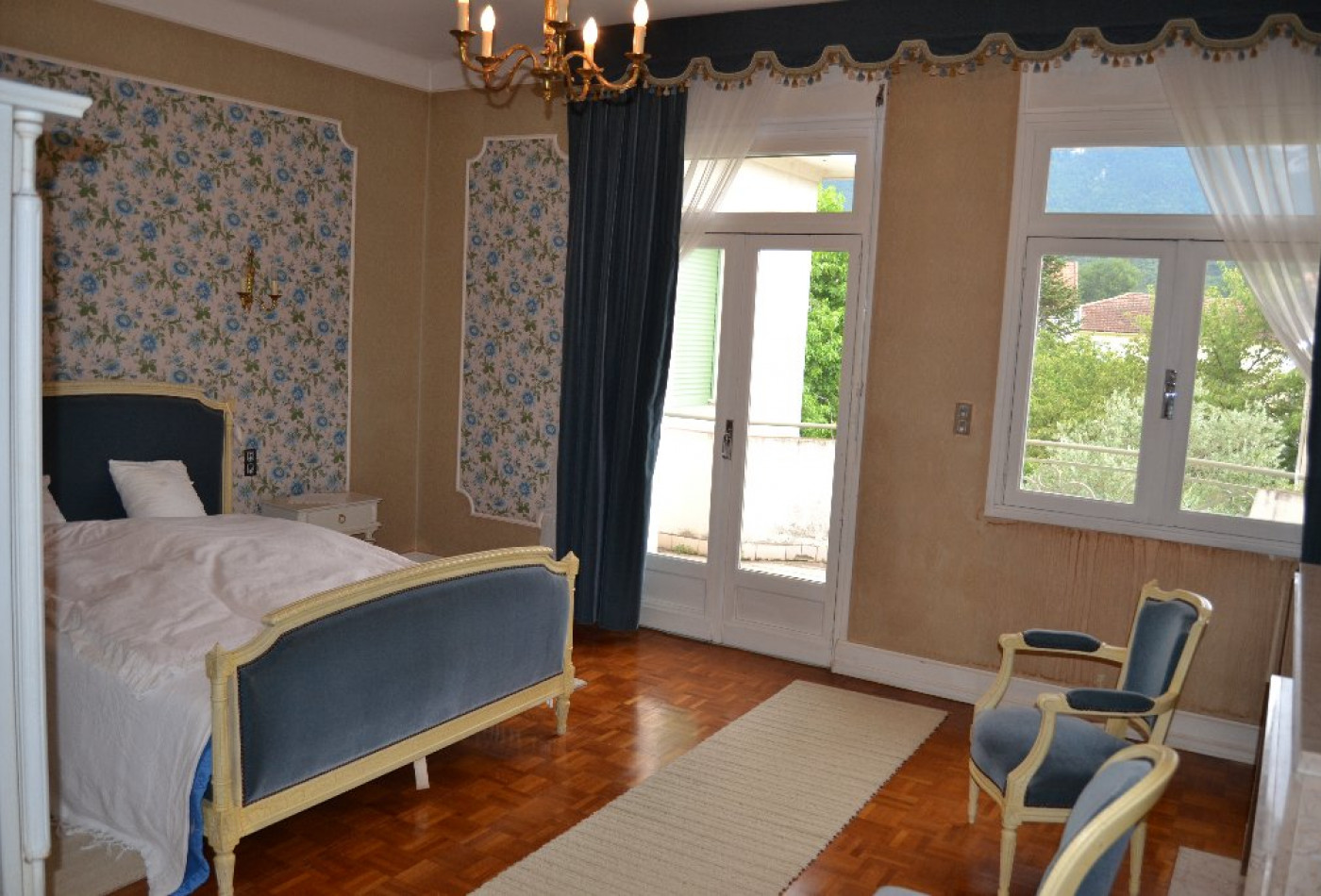 Maison en vente quillan rf 11027697 m m immobilier for Piscine quillan