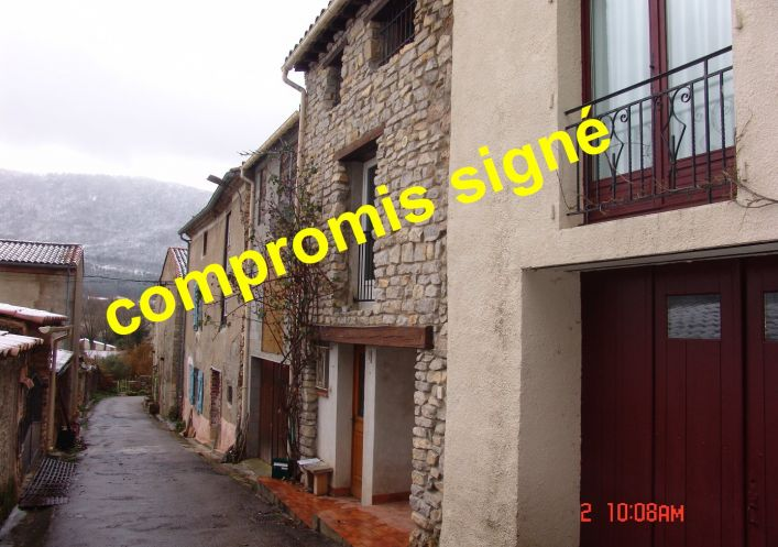 A vendre Maison de village Nebias   Réf 11027817 - M&m immobilier