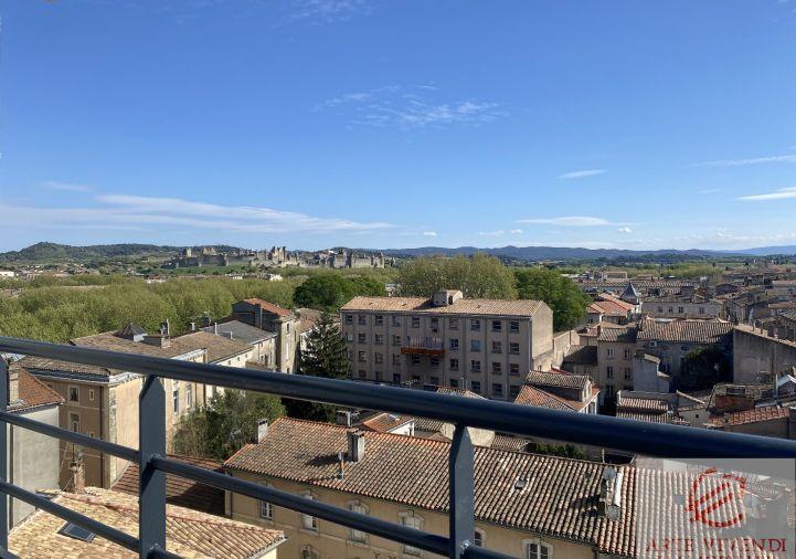A vendre Appartement terrasse Carcassonne | R�f 110301548 - Arte vivendi