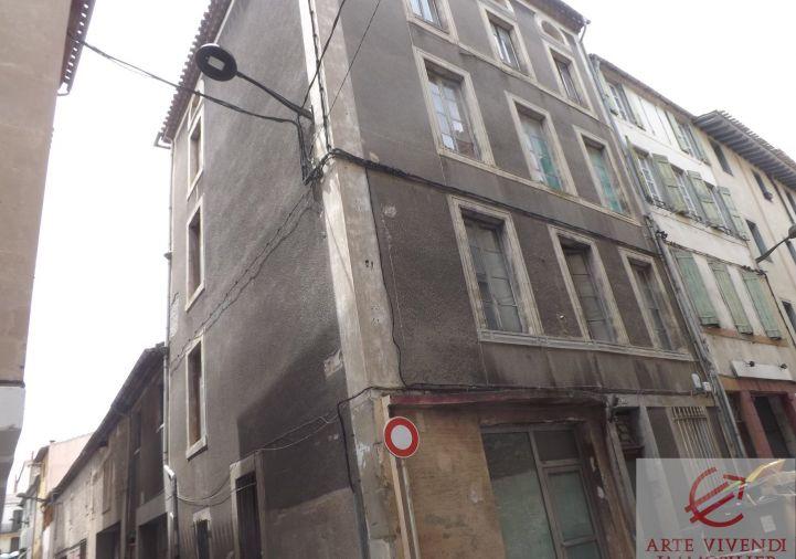 A vendre Immeuble Carcassonne | R�f 110301591 - Arte vivendi