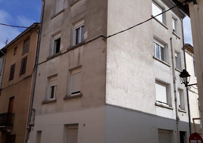 A vendre Immeuble de rapport Quillan | Réf 11036122 - Cabinet jammes