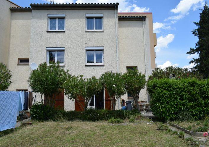 A vendre Maison Quillan | Réf 11036136 - Cabinet jammes