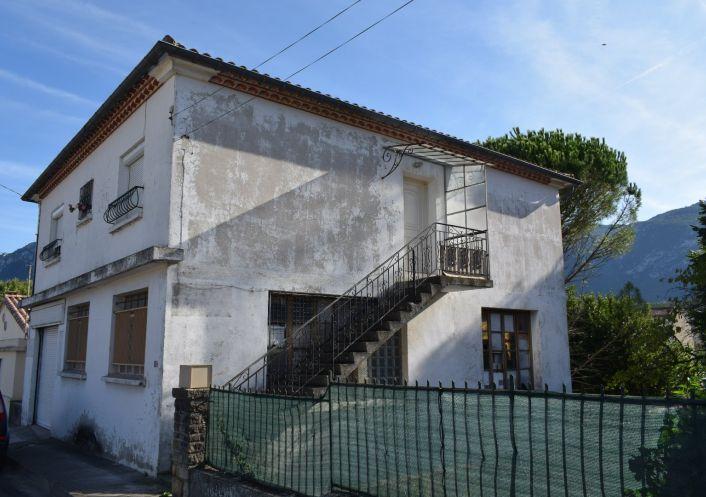 A vendre Maison Quillan | Réf 11036164 - Cabinet jammes