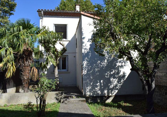 A vendre Maison Quillan | Réf 11036173 - Cabinet jammes