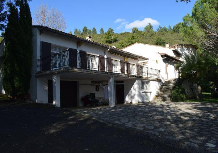 A vendre Maison Quillan | Réf 11036181 - Cabinet jammes