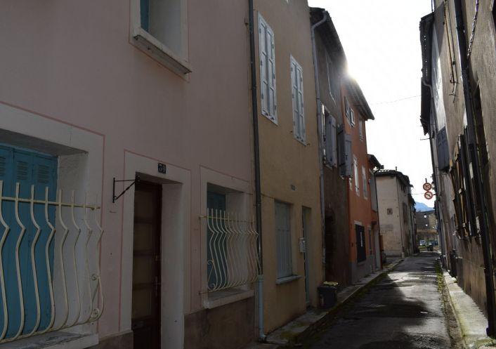 A vendre Maison Quillan | Réf 11036190 - Cabinet jammes