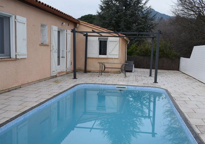 A vendre Maison Quillan | Réf 11036191 - Cabinet jammes