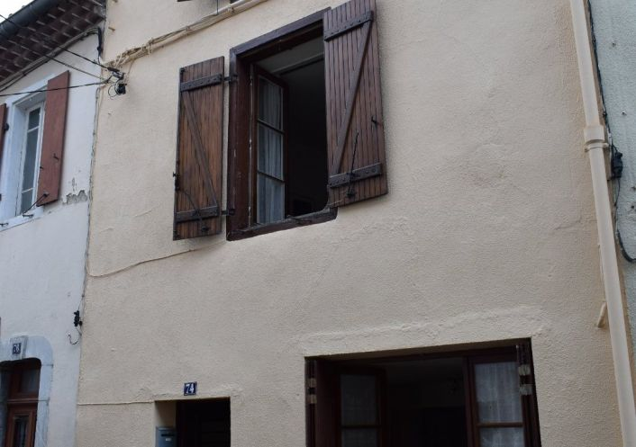 A vendre Maison Quillan | Réf 11036193 - Cabinet jammes