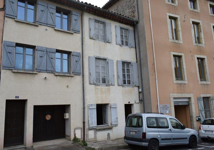 A vendre Maison Quillan | Réf 11036221 - Cabinet jammes