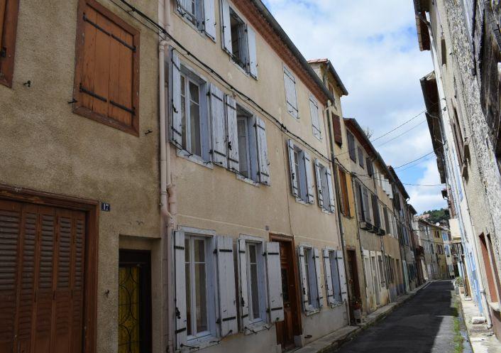 A vendre Maison de ville Quillan   Réf 11036232 - Cabinet jammes