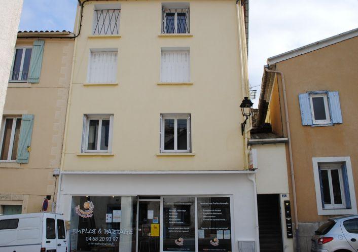 A vendre Maison Quillan | Réf 1103699 - Cabinet jammes