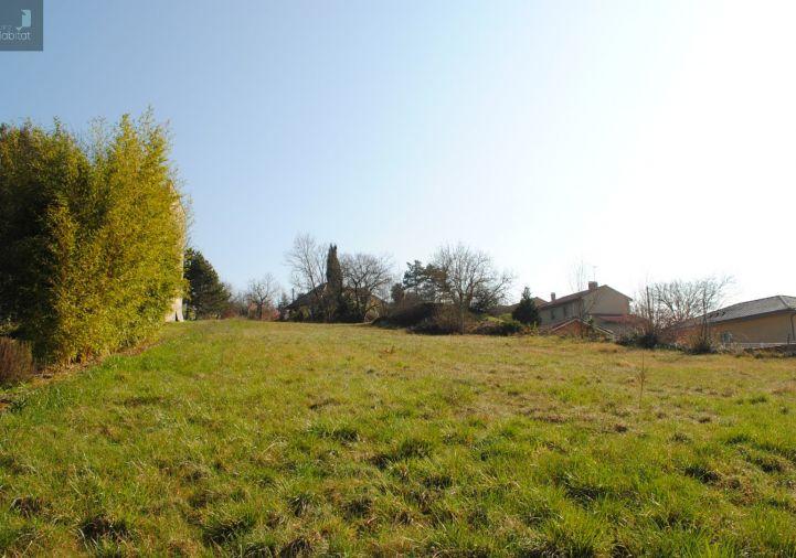 A vendre Terrain Villefranche De Rouergue | Réf 120051084 - Point habitat