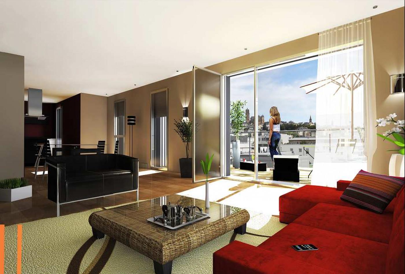 appartement en vente rodez r f 12005343 point habitat. Black Bedroom Furniture Sets. Home Design Ideas