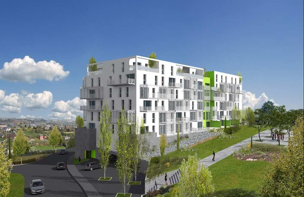 appartement en vente rodez rf 1200558 point habitat. Black Bedroom Furniture Sets. Home Design Ideas