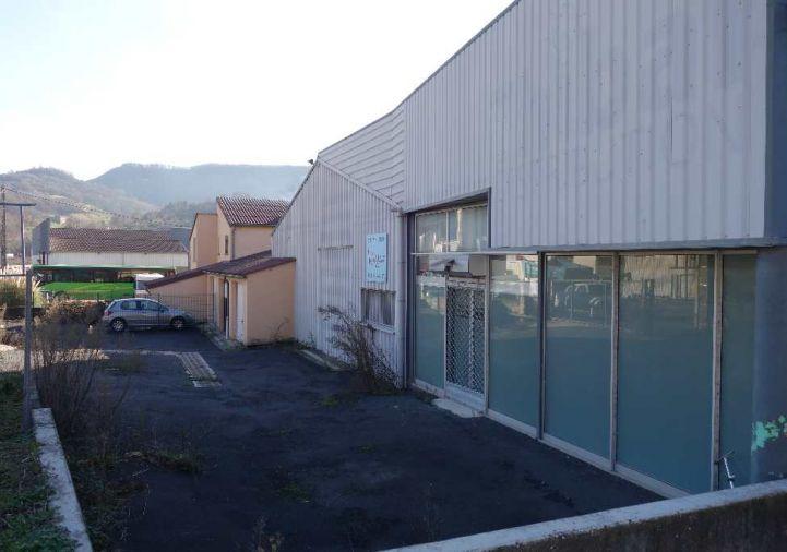A vendre Locaux d'activité Saint Affrique | Réf 120061204 - Hubert peyrottes immobilier